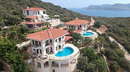 Antiphellos Villaları A