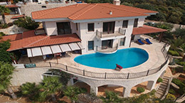 Antiphellos Villas B